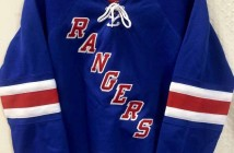 Rangers jersey 2