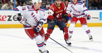 New York Rangers v Atlanta Thrashers