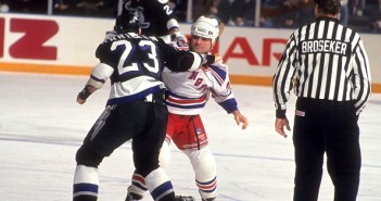 Tie Domi vs. Mike Hartman