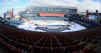 Gillette Stadium, Foxboro, Mass.