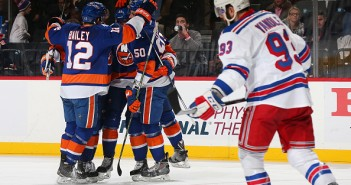 New York Rangers v New York Islanders