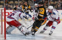 New York Rangers  v Pittsburgh Penguins