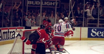 Rangers vs Devils