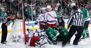 New York Rangers v Dallas Stars
