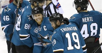 Joe Pavelski, Joe Thornton