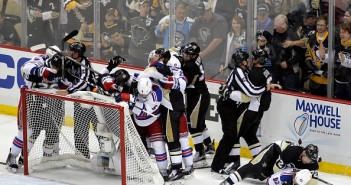 New York Rangers v Pittsburgh Penguins - Game Three