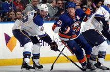 David Backes, Kyle Okposo