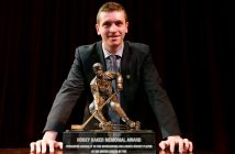 Jimmy Vesey and the Hobey Baker Award