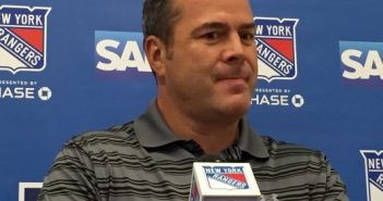 Alain Vigneault opens training camp Thursday