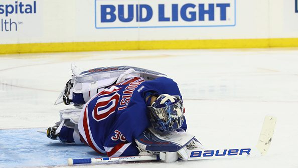 Henrik Lundqvist. Where have we seen this before?